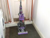 reconditioned dyson dc15 animal ball and tools telescopic wand handle upright bagless hoover