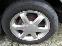 FORD COUGAR ALLOY WHEEL ALL PARTS AVAILABLE