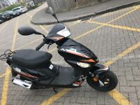 50cc scooter moped 2014 new mot