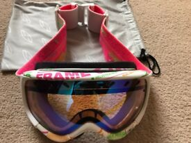 Ladies Ski Goggles