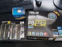 Intel i5 3570k motherboard bundle