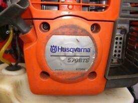 Husqvarna 570 backpack leaf / grass blower 2016 model.
