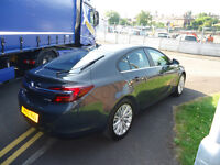 2015 VAUXHALL INSIGNIA DSIGN NAV CDTI ECO SS ONLY 17K MILEAGE ONE FORMER OWNER FULL SERVICE 0%TAX
