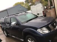NISSAN NAVARA TEKNA.2011.AIR CON.LEATHER.FULL DEALER HISTORY