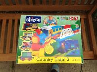NEW Train Set from Chicco