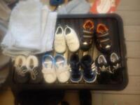 0-3 months baby boy clothes and shoes