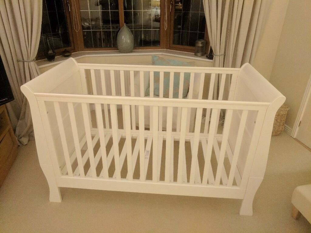 Mia Cot Bed Mamas And Papas In Swansea Gumtree