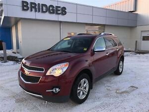2011 Chevrolet Equinox LTZ**Check out this one owner gem!!**