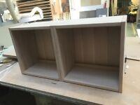 4x oak boxes