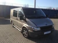 CLEAN LEFT HAND DRIVE FORD TRANSIT VAN, DRIVES PERFECTLY,GOOD LOADING SPACE,ENGINE IS SOUND...CALL