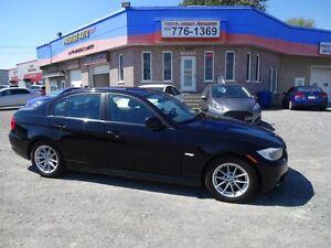 2011 BMW Série 3 323i automatique cuir siege chauffant a/c bas k