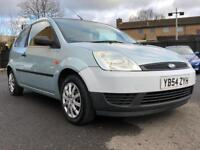 FORD FIESTA 1.2 STUDIO * ONLY 84000 MILES + 9 MONTHS MOT + PART SERVICE HISTORY**