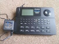 The classic Alesis SR-16 Drum Machine c/w Power Supply (Boxed with Reference guide) For Sale
