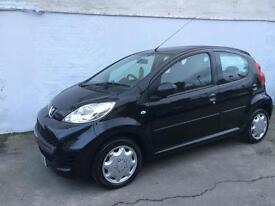Peugeot 107, low miles, fully serviced