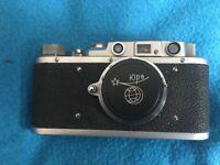 Zorki-Yura Commemorative Yuri Gagarin 35mm Camera