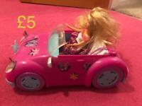 Car & Doll