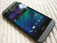 HTC One mini 2 - 16GB - Gunmetal Gray (Unlocked)