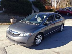 2010 Honda Civic DX A/C  5 SPEED NEW MVI