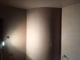 Plastering services, the best quality in London, no money in advance