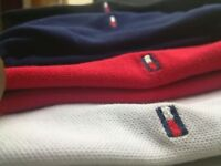 Tommy Hilfiger Mens Half Sleeve Polos For RETAIL