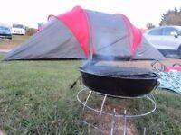 6 Man 2 Room Tent