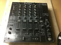 Pioneer DJM 800 4 Channel Mixer Nearly New! - £799