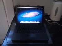 black macbook a1181 £80 now