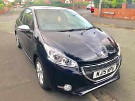 Peugeot 208 VTi Style Special Edition