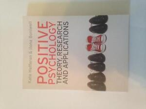 Positive psychology textbook - Cambrian college