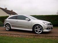 Jan 2008 Vauxhall Astra SRI+CDTI 150 XP KIT COUPE