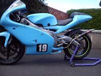 2005 Aprilia RS 125 race / track bike