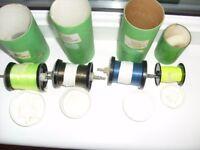 ABU 7000, 7000c + 6500 sports rocket fishing spools