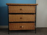 Chest of drawers x2 and a tallboy