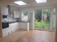 Newly Refurbished 3 bedroom 3 bathroom Garden house- Florence Road Wimbledon -