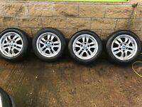 BMW Alloy Wheels alloys 5x120 Fitment