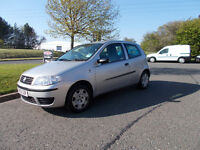 FIAT PUNTO ACTIVE 1.2 HATCHBACK SILVER NEW SHAPE 2006 FULL MOT BARGAIN ONLY 750 *LOOK* PX/DELIVERY