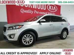 2016 Kia Sorento 2.4L LX AWD - BLUETOOTH, HEATED SEATS