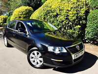 **ONLY DRIVEN 58K** VW PASSAT 1.9 TDI SE 4DR + FULL VW HISTORY + 2 OWNR + MOT+ABSOLUTELY IMMACULATE