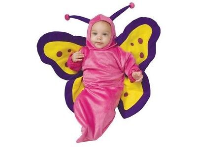 Toddler Child Cute Newborn Baby Bunting Deluxe Butterfly Costume - Cute Newborn Baby Kostüm
