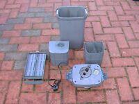 Fluval 404 external filter for fish tank aquarium spare or repair