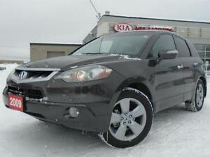 2009 Acura RDX SH Super Handling All Wheel Drive