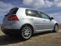 GOLF GT TDI 2008 only 80k FSH IMMACULATE INSIDE AND OUT JUST SERVICED