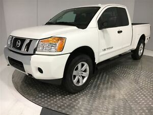 2014 Nissan Titan * SV * 4x4 * DOUBLE/CAB * V8 5.6L * MAGS *