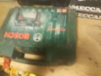 Bosch Hammer Drill with keyless chuck 240V