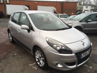 2010 Renault Scenic 1.5 Diesel Good And Cheap Runner with history and mot