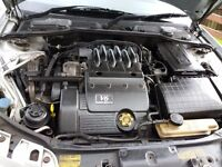 Rover MG ZT 2.5 silver. Great condition for year.