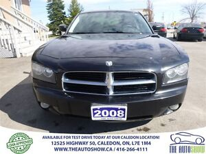 2008 Dodge Charger SXT! ACCIDENT FREE!