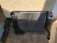 Bmw e46 radiator