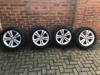 Alloy wheels bmw 3 series