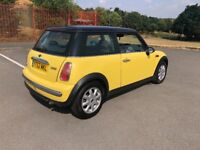 LOVELY MINI COOPER WITH MARCH MOT AND NO FAULTS